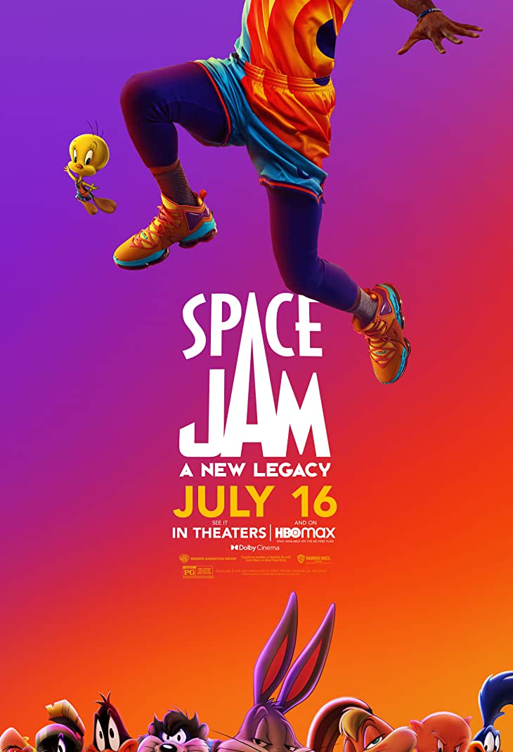 Space Jam 2 A New Legacy