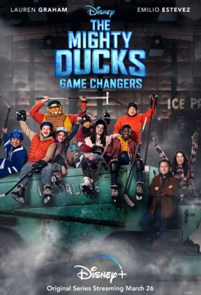 The Mighty Ducks: Game Changers
